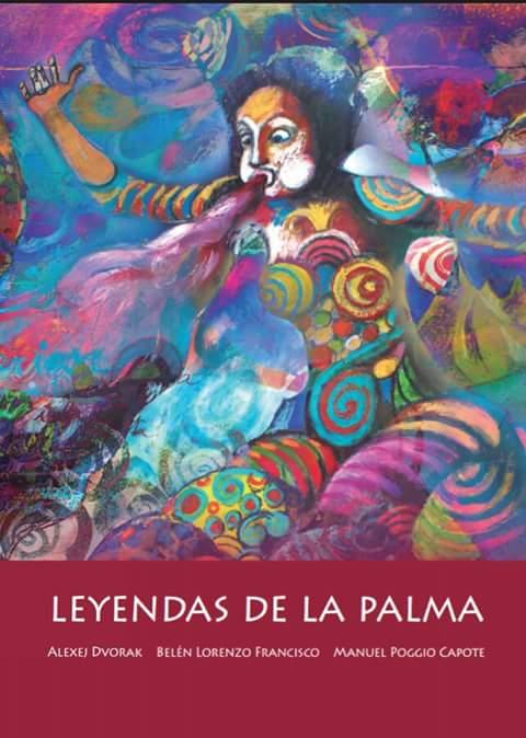 Portada de Leyendas de La Palma