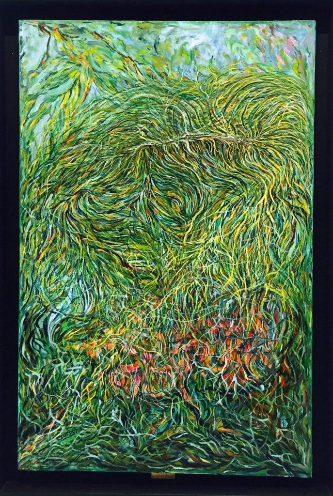 Helechos en el bosque (100 x 69)