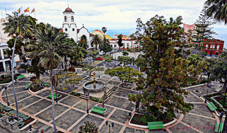 - Casco urbano de San Andrés y Sauces