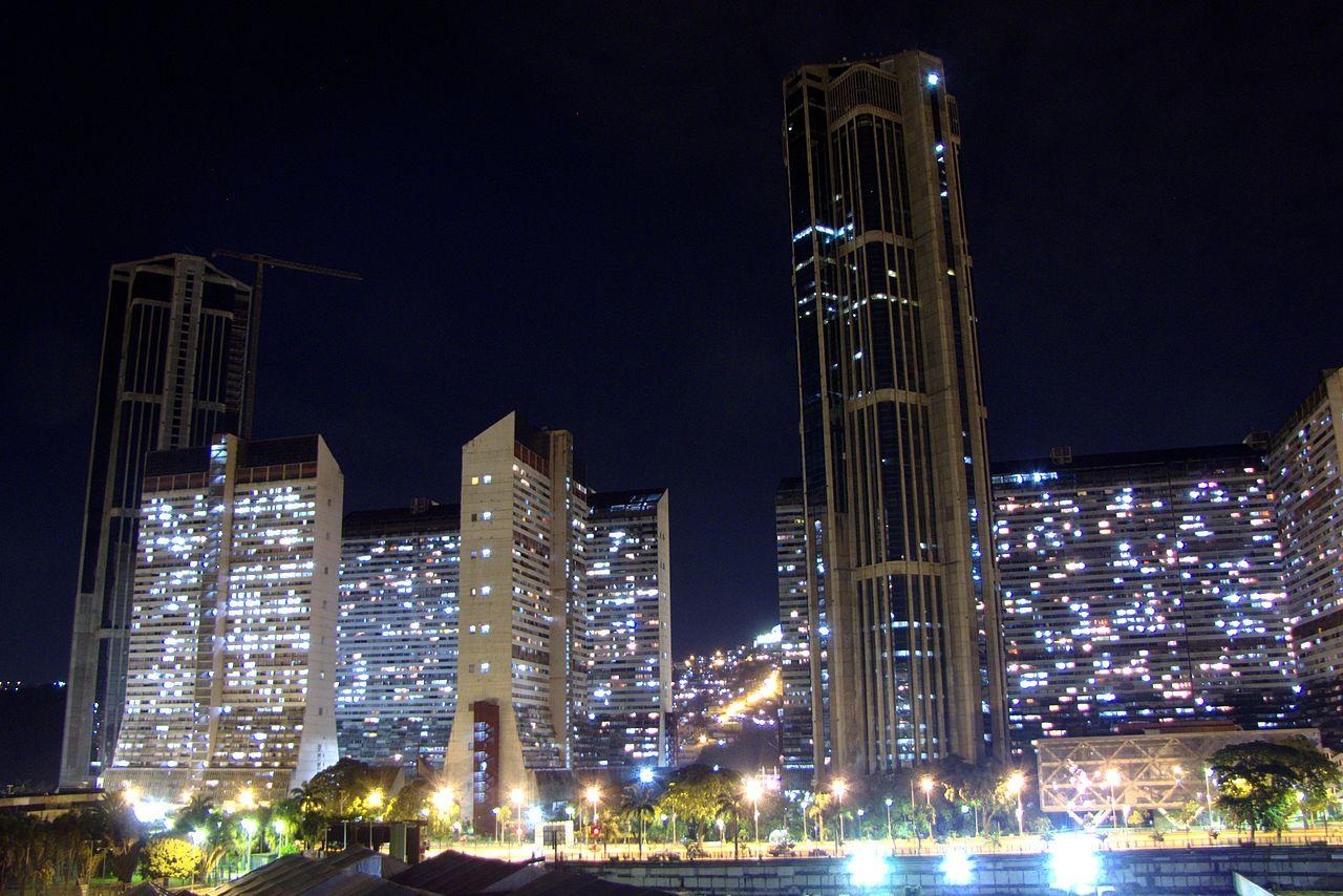 Parque Central - Caracas Distrito Capital - Venezuela