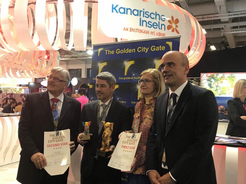 ITB 2018-Premio Golden Foto: Cedida