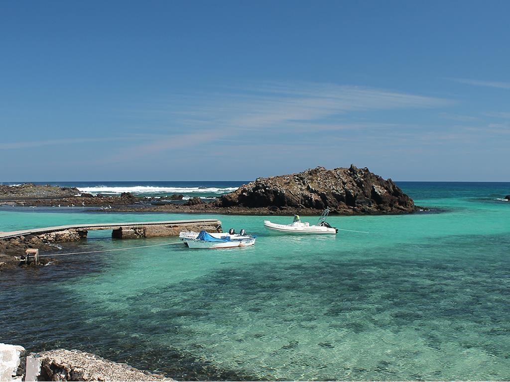 Foto: Isla de Lobos, Fuerteventura.