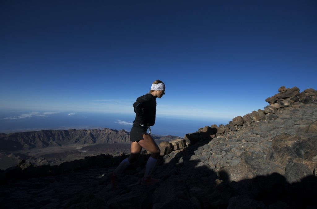 Foto: Cajamar Tenerife Bluetrail Corredores