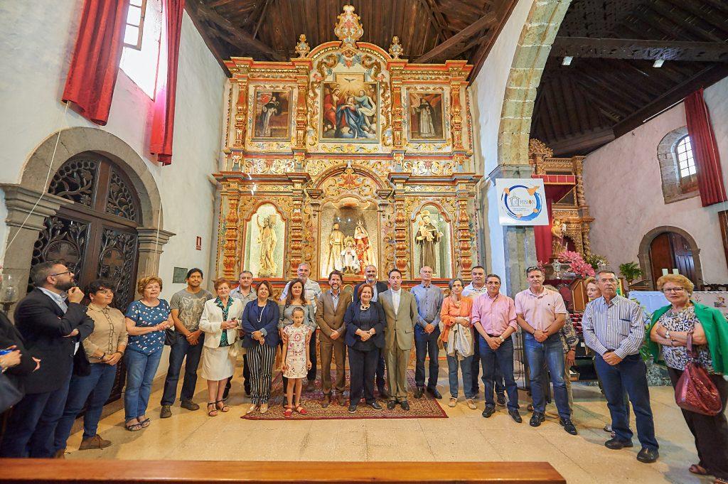 Retablo San Juan de la Rambla