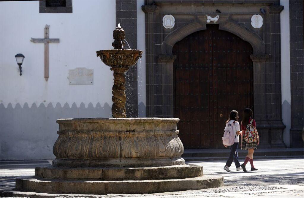 Plaza e Iglesia de Santo Domingo