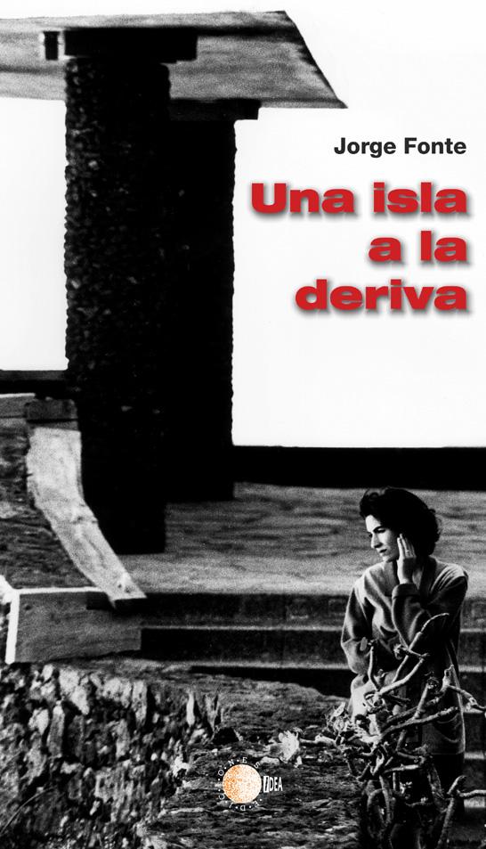 """Portada libro """"Una isla a la deriva"""""""