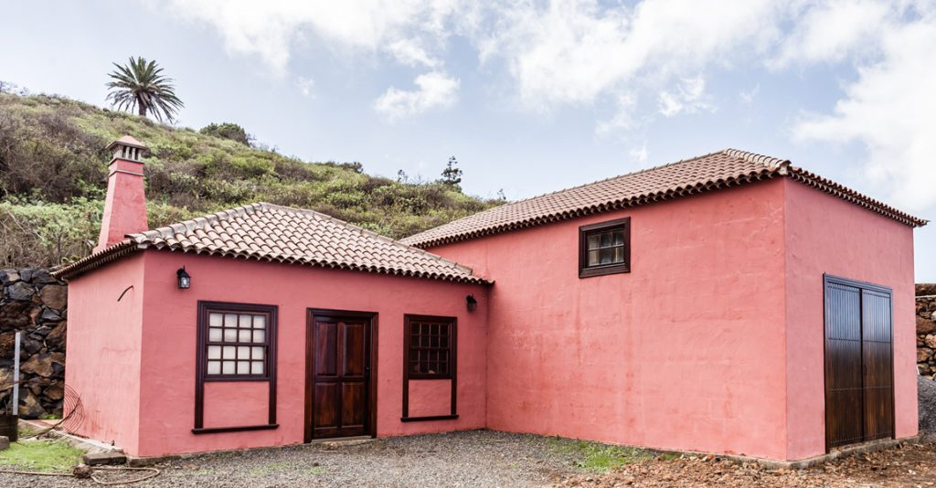 Bodegas Tagalguen - Villa de Garafia
