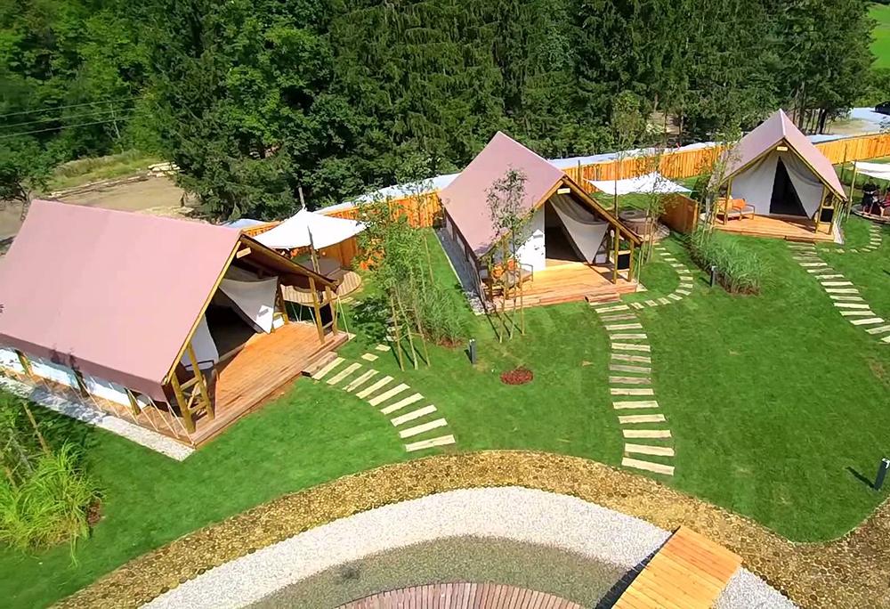 Campus similar al que abrirá sus puertas en Abama Resort el próximo 30 de Abril.