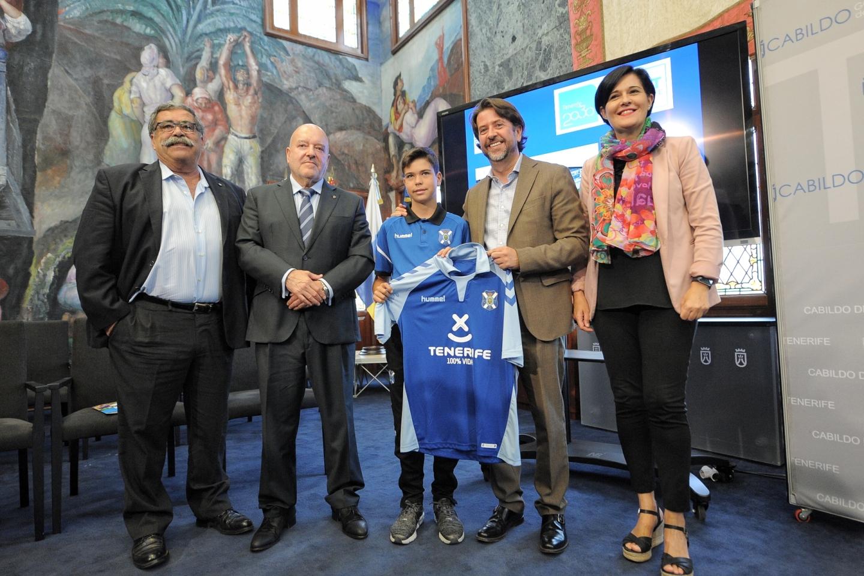 Ciudad Deportiva de Tenerife Javier Pérez