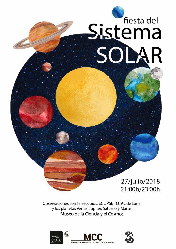 Fiesta del Sistema Solar