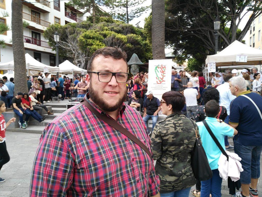 Juan José Neris en la Feria del Vino 2018
