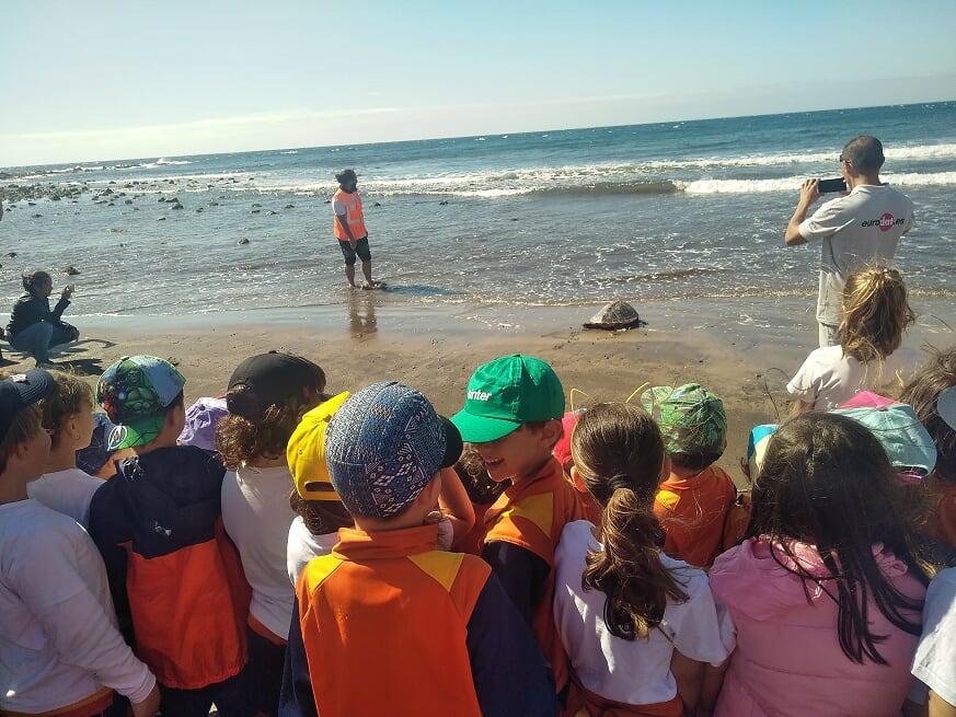 programa educativo de La Tahonilla
