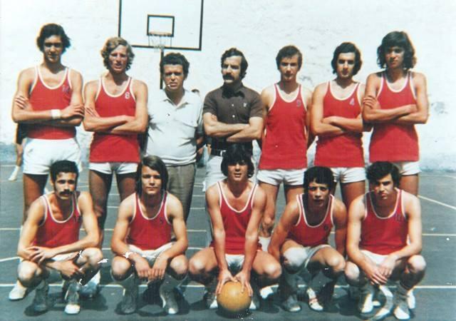 C. B. La Palma 1973-74
