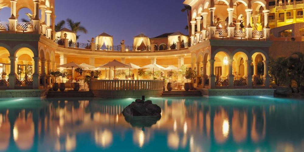 GRAND HOTEL EL MIRADOR, COSTA ADEJE