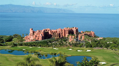Abama Golf Resort