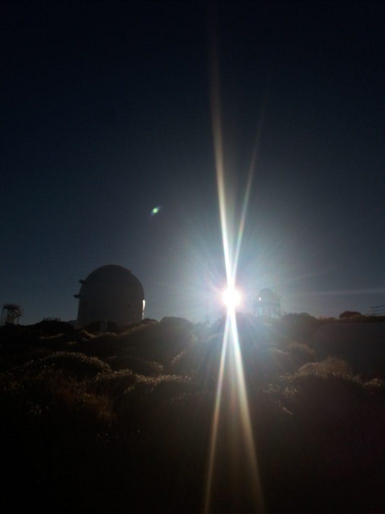Astrofísico de Canarias Fotografía Fátima Hernández Pérez