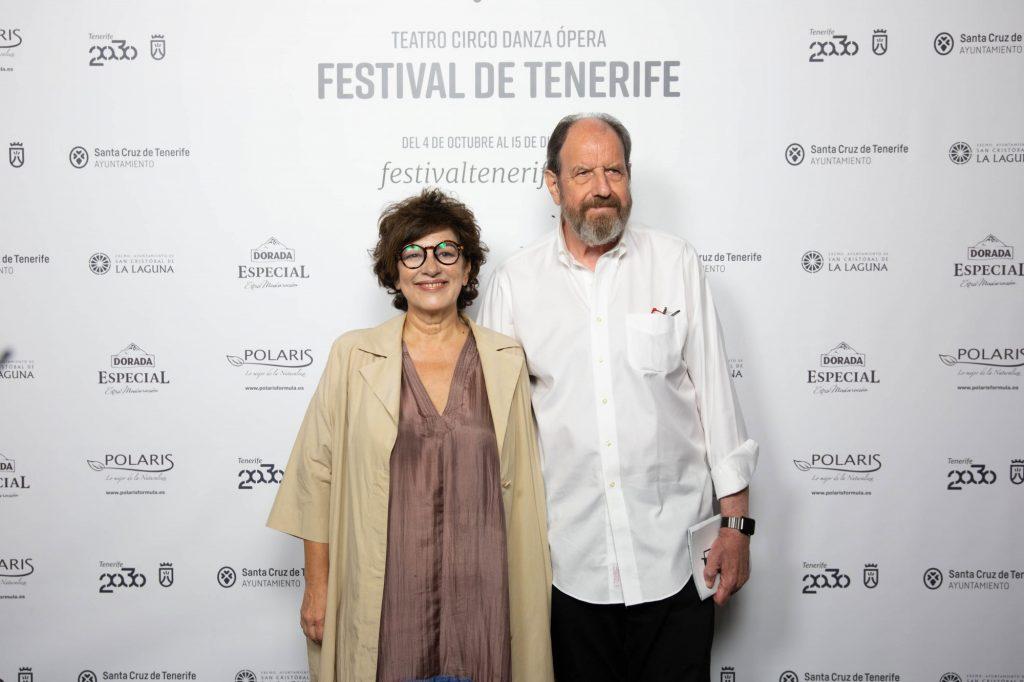 Isabel Ordaz y Josep Maria Pou
