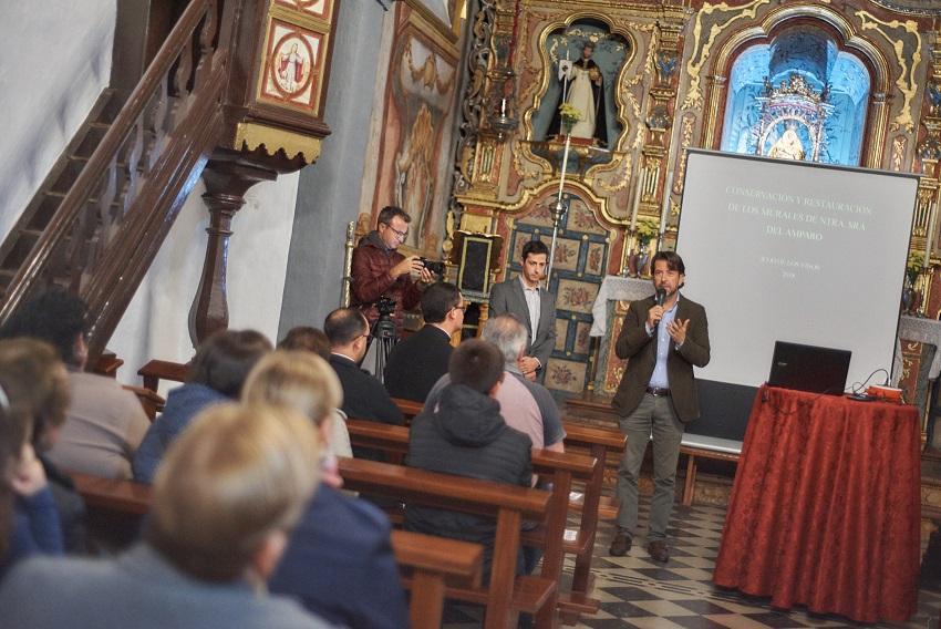 Iglesia del Amparo en Icod de los Vinos