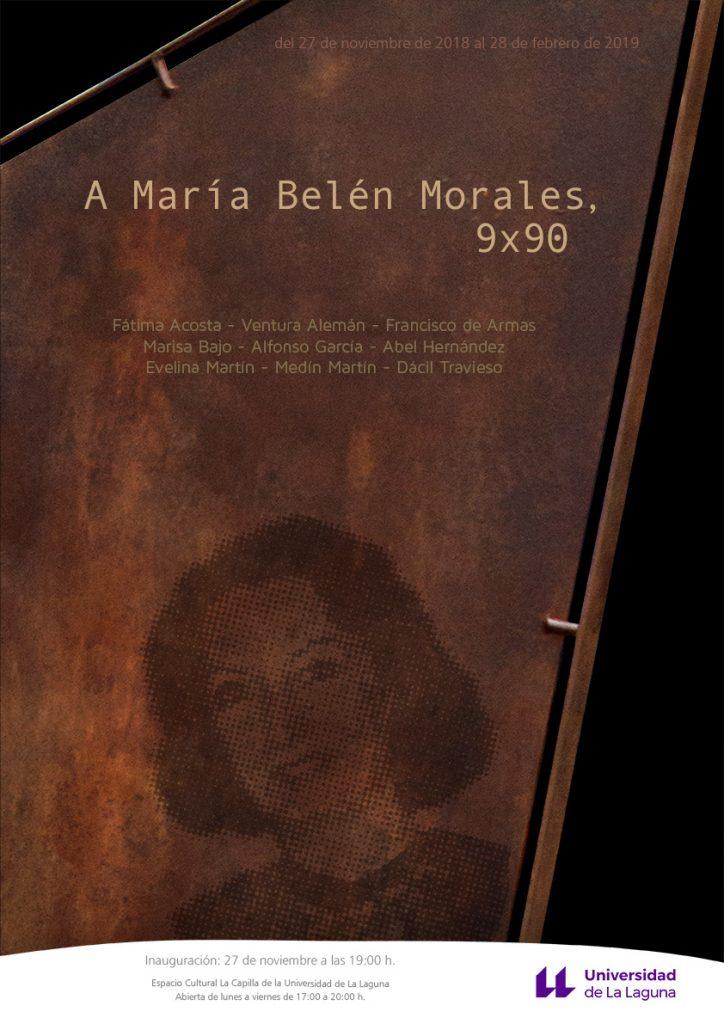 MARÍA BELÉN MORALES