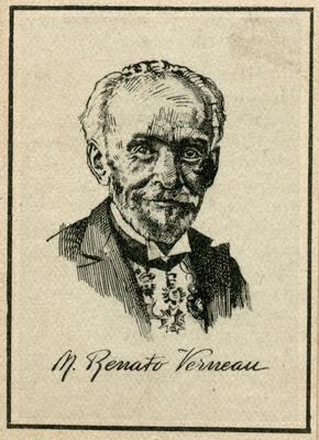 Retrato Renè Verneau