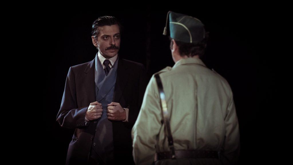 Obra teatral La sombra de don Alonso