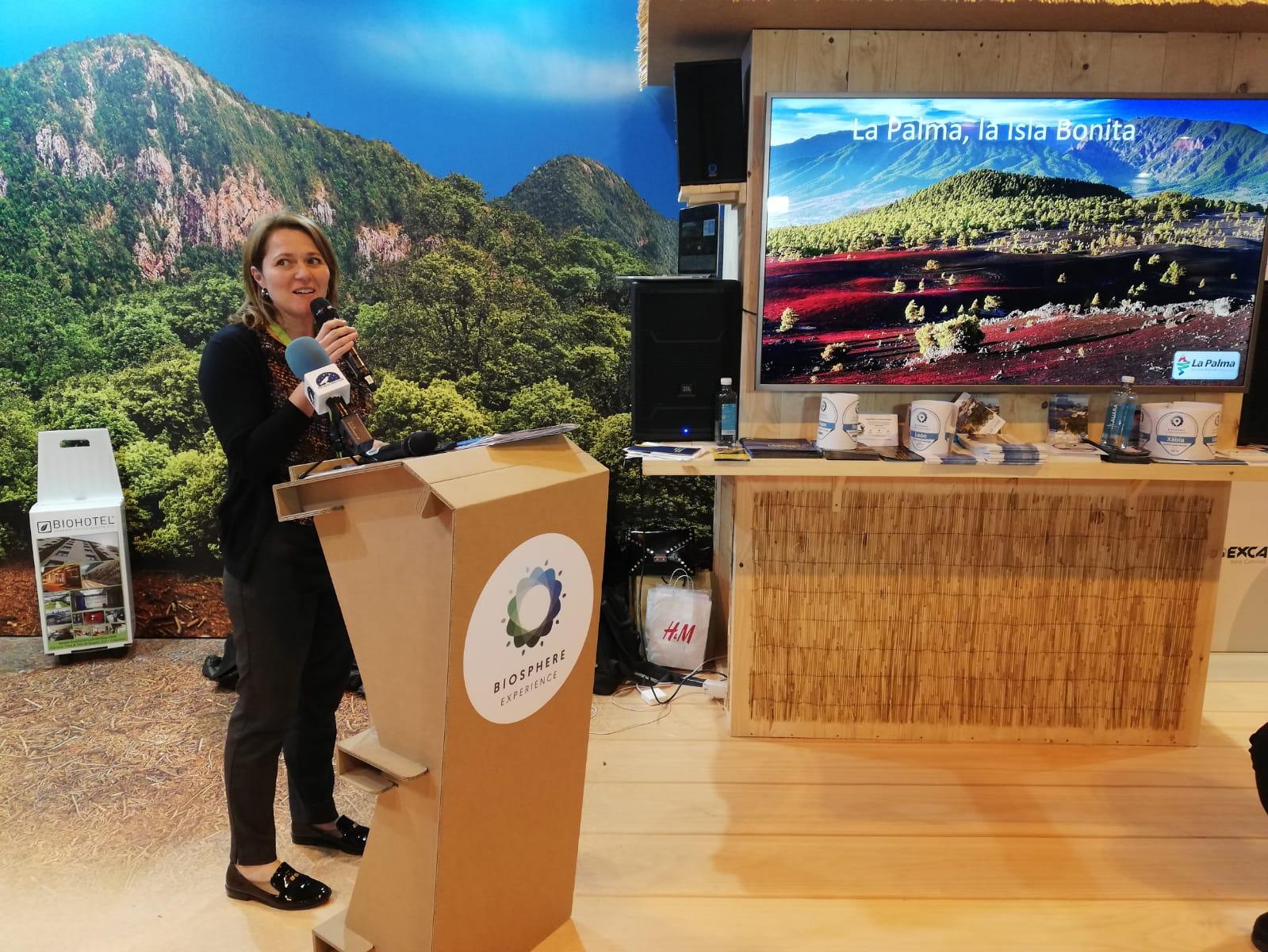 Presentación La Palma Destino Biosphere