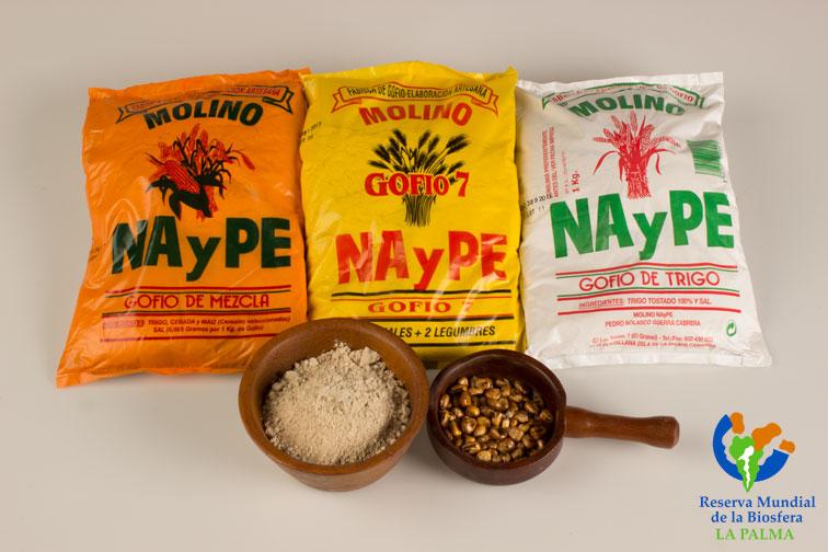 GOFIO EL NAYPE