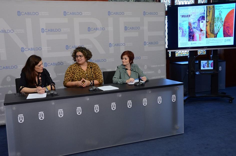 Exposición y jornadas Mujeres con discapacidad