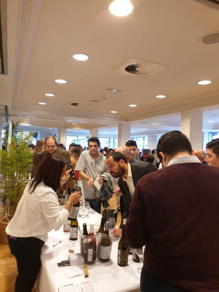 Madrid-Salón del vino