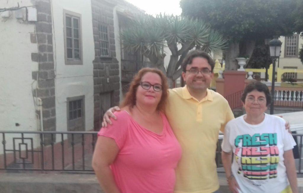 Isa, Pepa, Felipe Juan
