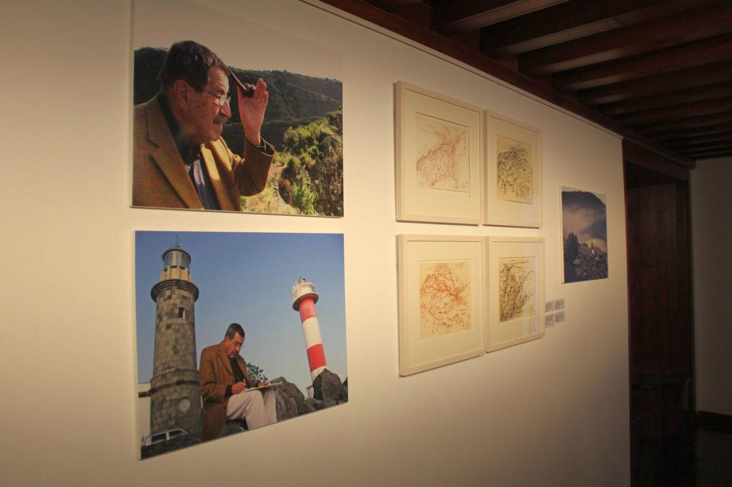 Apertura exposición Günter Grass