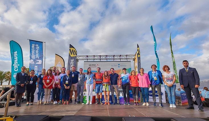Fred. Olsen Tenerife Bluetrail 2019-Podio Ultra-Foto Tony Cuadrado