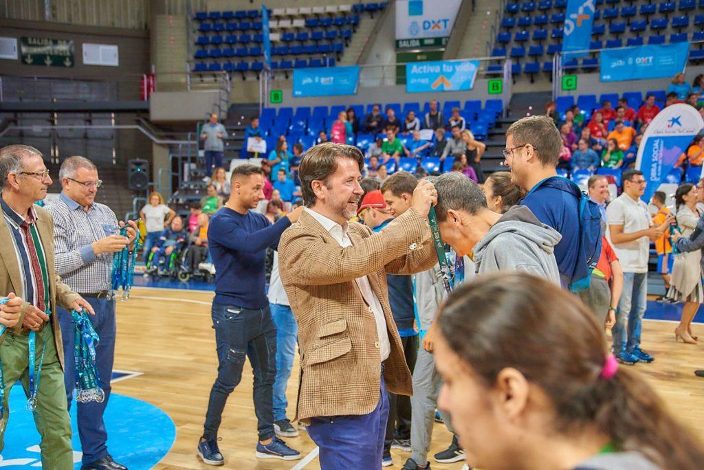 III Plan de Deporte Adaptado e Inclusivo de Tenerife-Clausura 2019