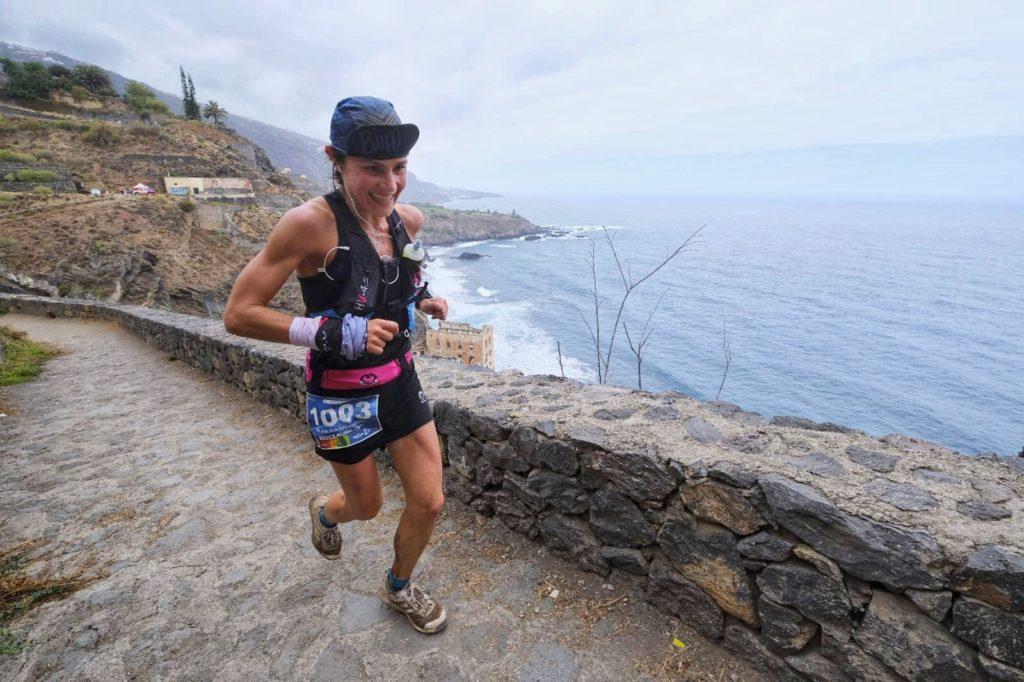 Silvia Puigarnau-Ganadora Trail-Foto Race Photos