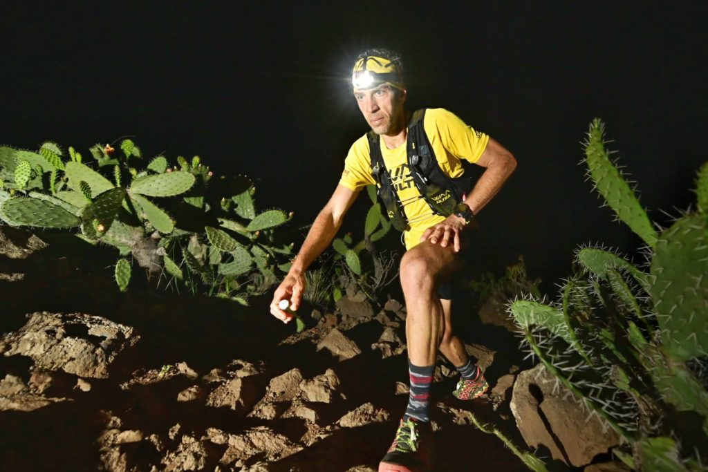 Yeray Durán-Ganador Ultra-Foto Race Photo