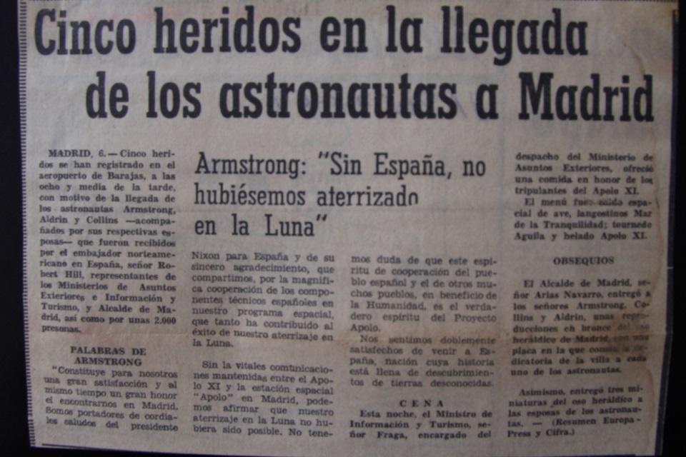 50 años de Apollo XI