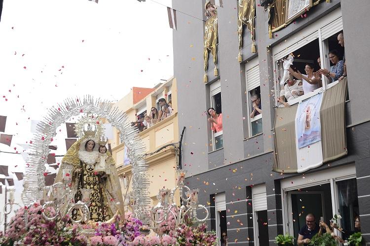 Las Palmas de Gran Canaria - Procesión calles de La Isleta - EL CARMEN_@Tony Hernández