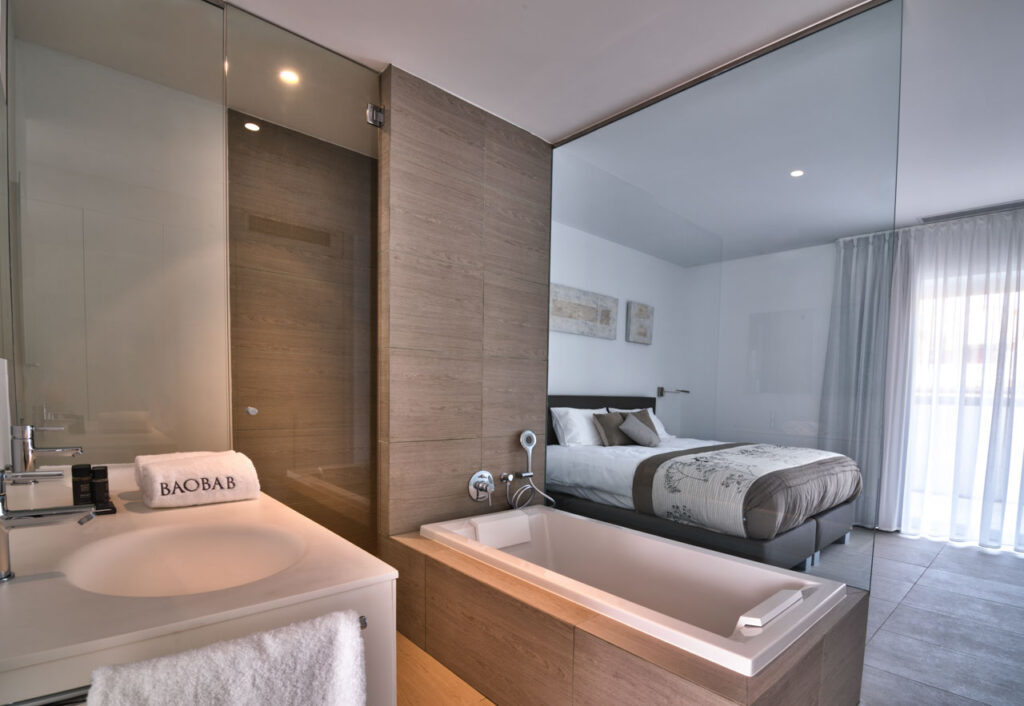 Serenity Rio Bedroom with en Suite Bathroom