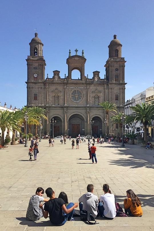 catedral vegueta