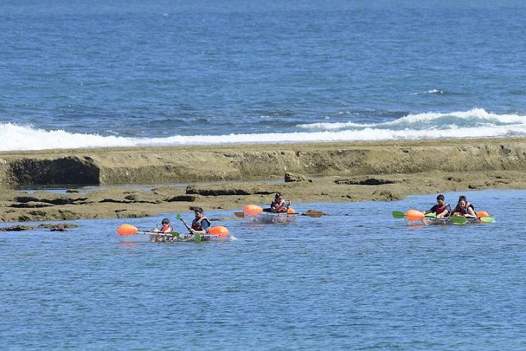 kayak las canteras