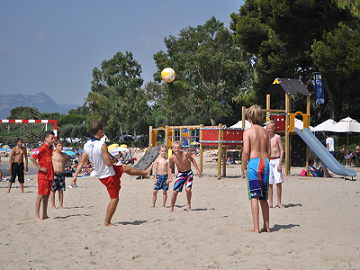 Fotos cedidas por Playa Montroig Camping Resort