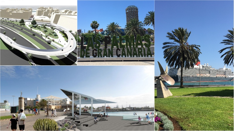 Imágenes cedidas por Promoción de Las Palmas de Gran Canaria.
