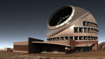 Telescopio de Treinta Metros (TMT)
