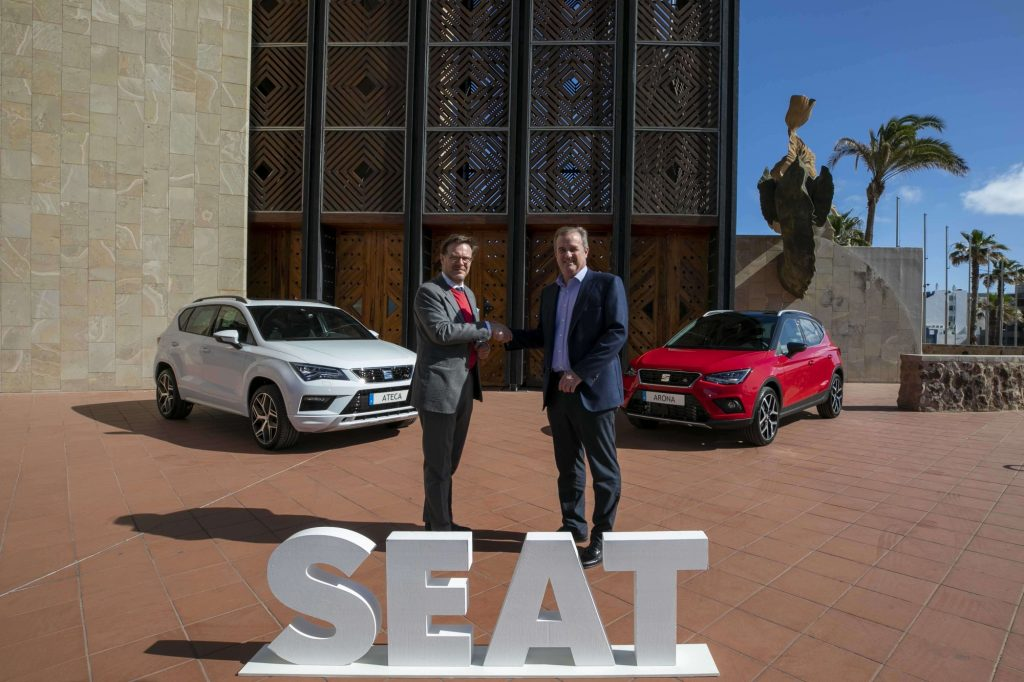 El Rincón del Jazz cuenta desde hoy con SEAT Overcame como patrocinador